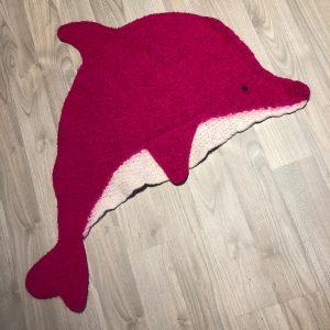 strekkstrikken delfinen 1